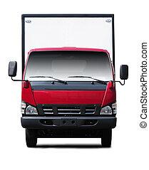 lorry.