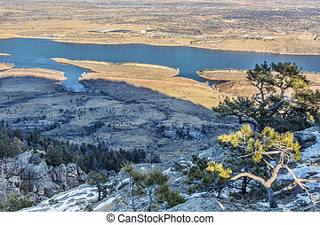 Horsetooth Reservoir - Lory State Park and Horsetooth ...