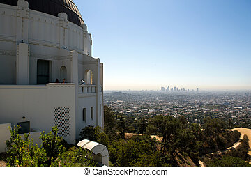 Los Angeles and Observatory