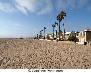 Los Angeles Beach Homes
