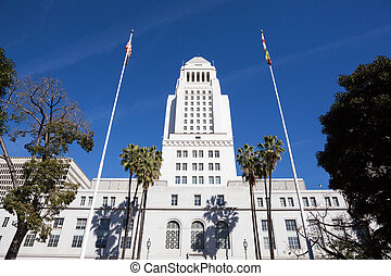 Los Angeles, California City Hall