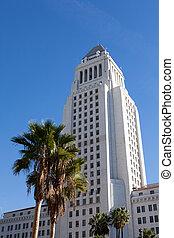 Los Angeles, California City Hall