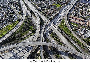 Los Angeles Freeway Ramps