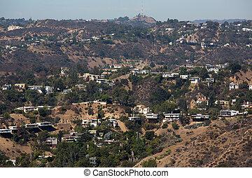 Los Angeles hills