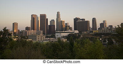 Los Angeles Horizontal