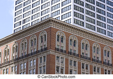 Los Angeles Landmark and Modern High Rise