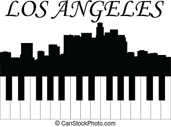 Los Angeles music