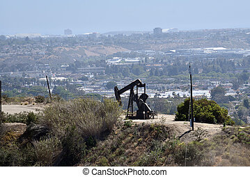 Los Angeles Oilfield