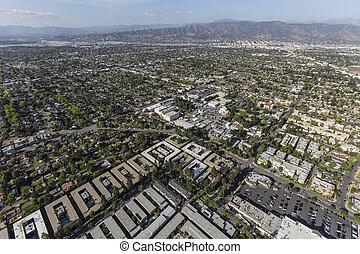 Los Angeles San Fernando Valley View