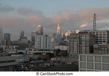 Los Angeles Skyline 2