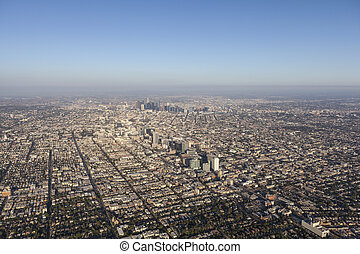 Los Angeles Sprawl Aerial