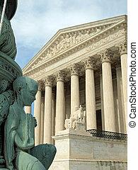 los estados unidos, tribunal supremo, en, washington dc