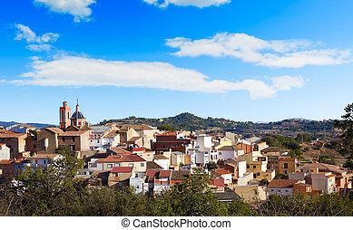 Losa del Obispo village in Valencia spain - Losa del Obispo ...