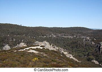 Lost City Blue Mountains Australia