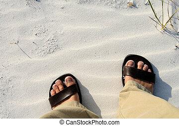Lost Feet
