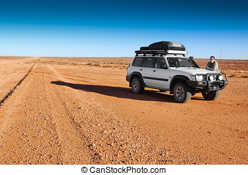 lost in outback Australia - where the bl**dy hell are you ?