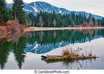 Lost Lake Log