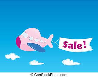 lot, sale!