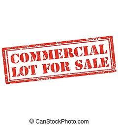 lote, comercial, venda