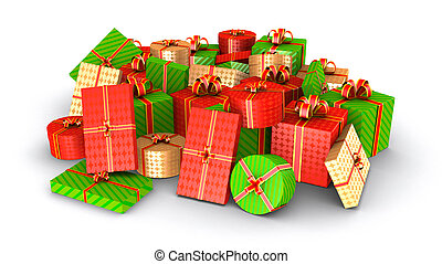Lots of Gifts