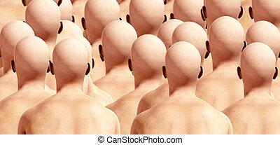Lots Of Head Backs 4