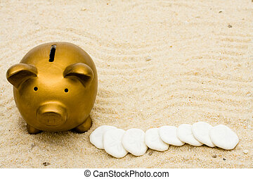 Saving for your vacation