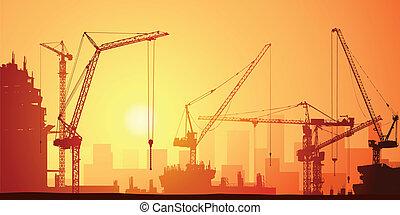 Tower Cranes