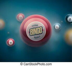 Lottery Balls - Colorful lottery balls, eps 10