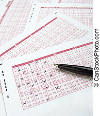 lotto lottery luck bet gamble