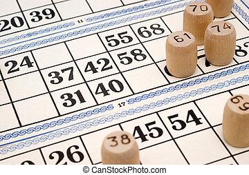 Mijn Lotto Getallen
