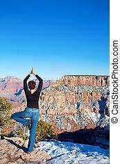 Lotus at Grand Canyon