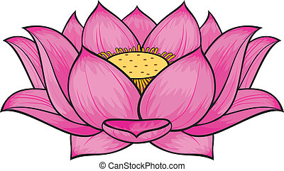lotus clip art and stock illustrations 26 896 lotus eps rh canstockphoto com lotus clipart free lotus clip art free