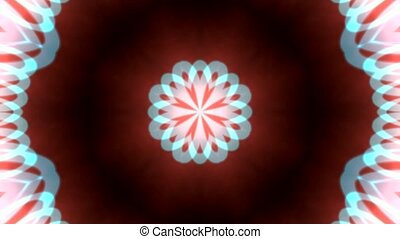 lotus flower pattern,retro religion