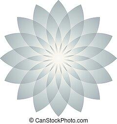 Lotus plant symbol