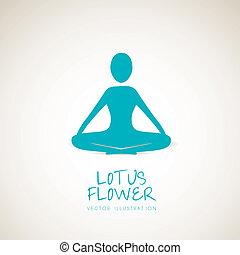 lotus positie