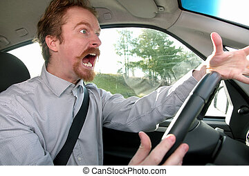 louco, motorista