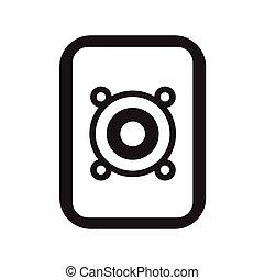 loud music icon
