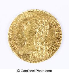 louis, d'or
