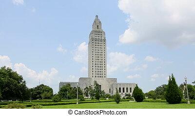 Louisiana State Capitol Building