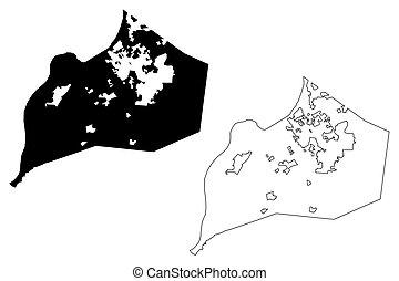 Louisville City map - Louisville City ( United States...