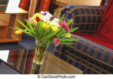 Lounge & flowers Lounge & flowers