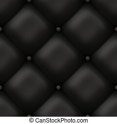 Lounge Leather Pattern Seamless as Abstract Art