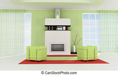 lounge, modernos