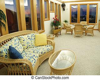 lounge, sala