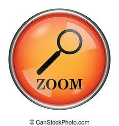 loupe, zoom, icona
