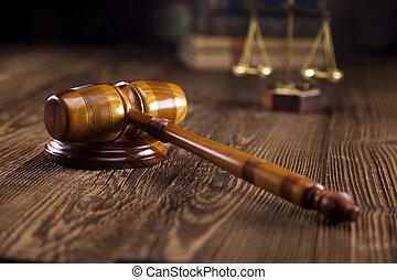 lov, og, retfærdighed, begreb, lovlig, kode