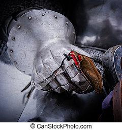 lovag, középkori