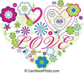 Love artwork