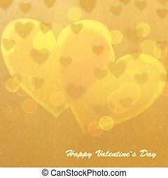 Love background. Happy Valentines Day. Eps10 Vector illustration