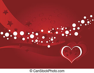 love background - St.Valentine\\\'s day theme,just place...